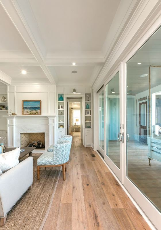 Home Improvement Tips - Upgrade your floors to wood for resale purposes.