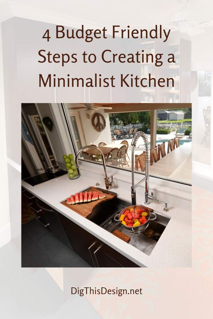 4 Steps to Declutter Your Kitchen for a Minimalist Style