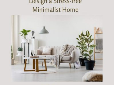 Minimalist Designs for a Stress-free Home