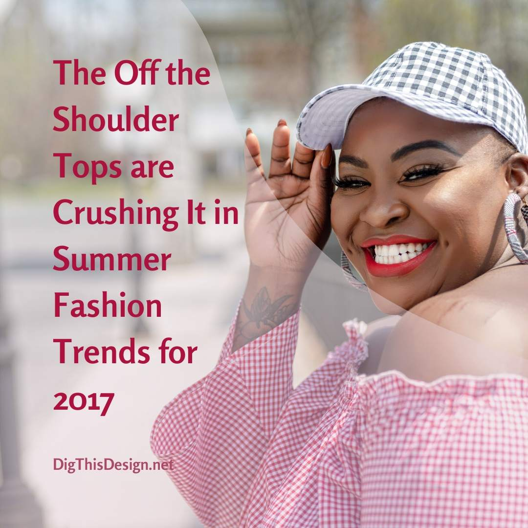 Off the Shoulder Top Trends for 2017