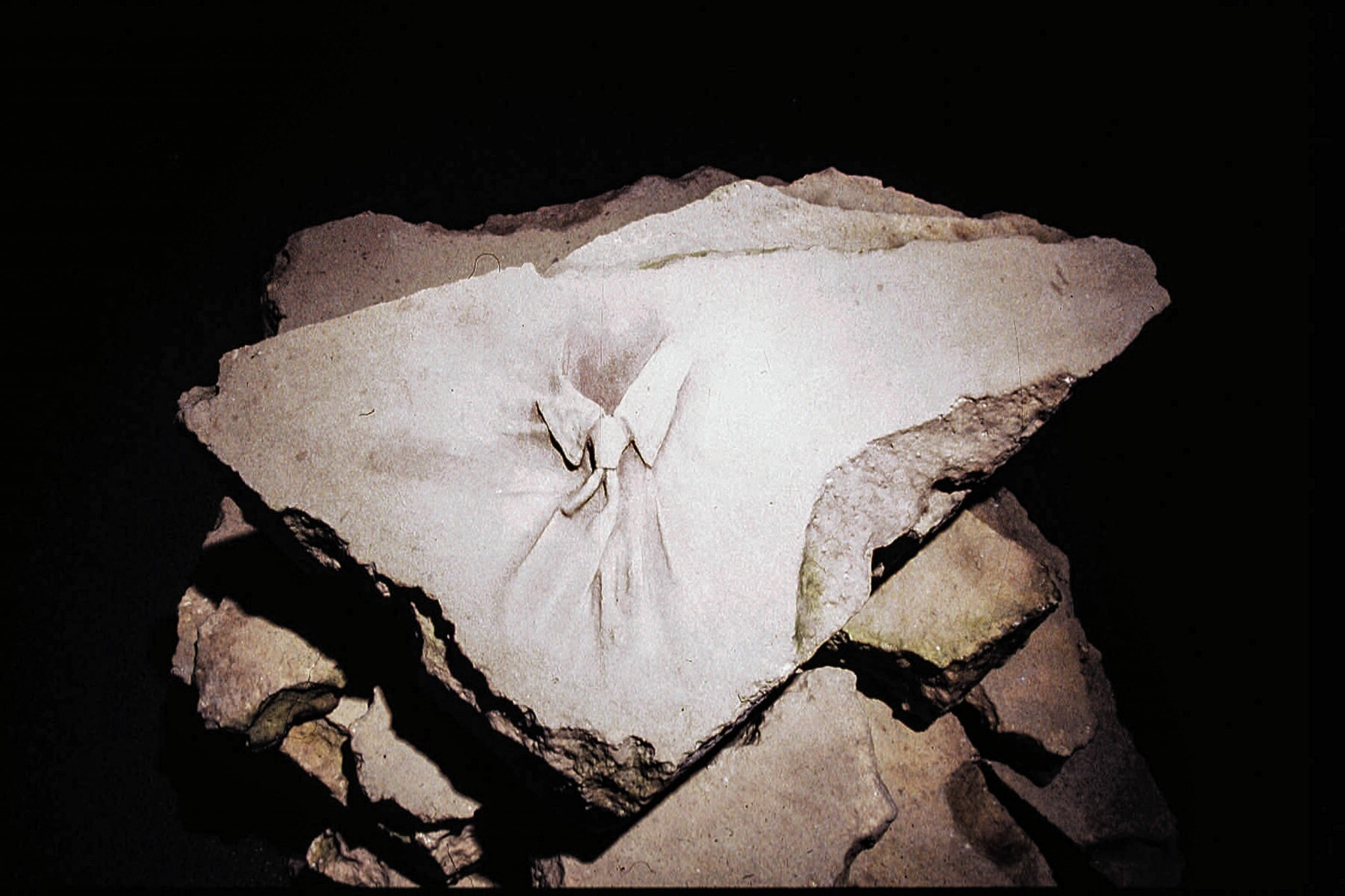 Sculptor Steven Dolbin Relic Of Memory.