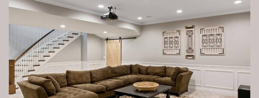 5 Basement Renovation Design Ideas