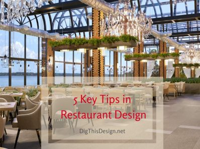 Tips for Restaurant Design