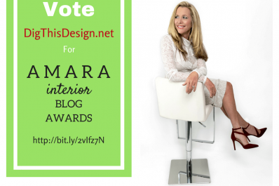 Amara Interior Blog Award - DigThisDesign