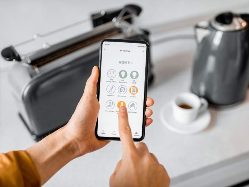 Smart Kitchens Home Design