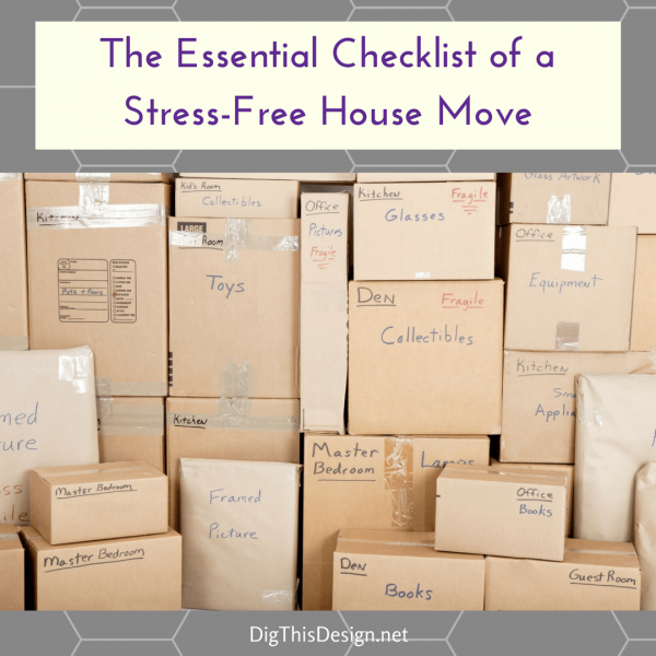 The Essential Checklist of a Stress-Free House Move (1)