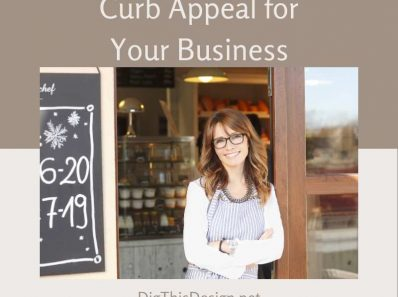Curb Appeal for Your Business
