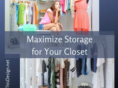 Maximize Storage for Your Closet