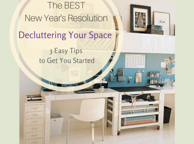 Decluttering - The BESTNew Year's Resolution (1)