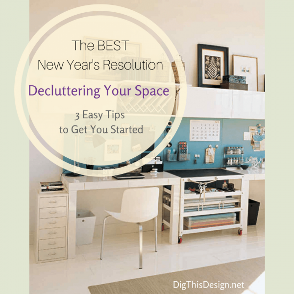 Declutting - The BESTNew Year's Resolution (1)