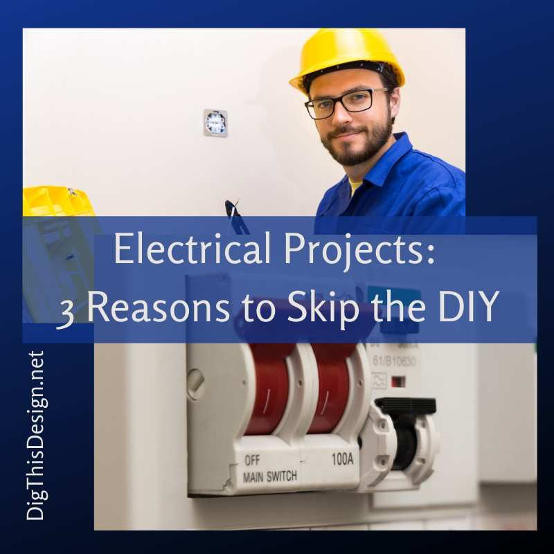 Why Hire Professionals for Your DIY Electrical