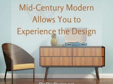 id-Century Modern Allows You to Experience the Design