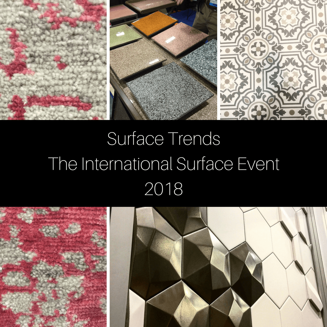 Surface TrendsThe International Surface Event2018-1