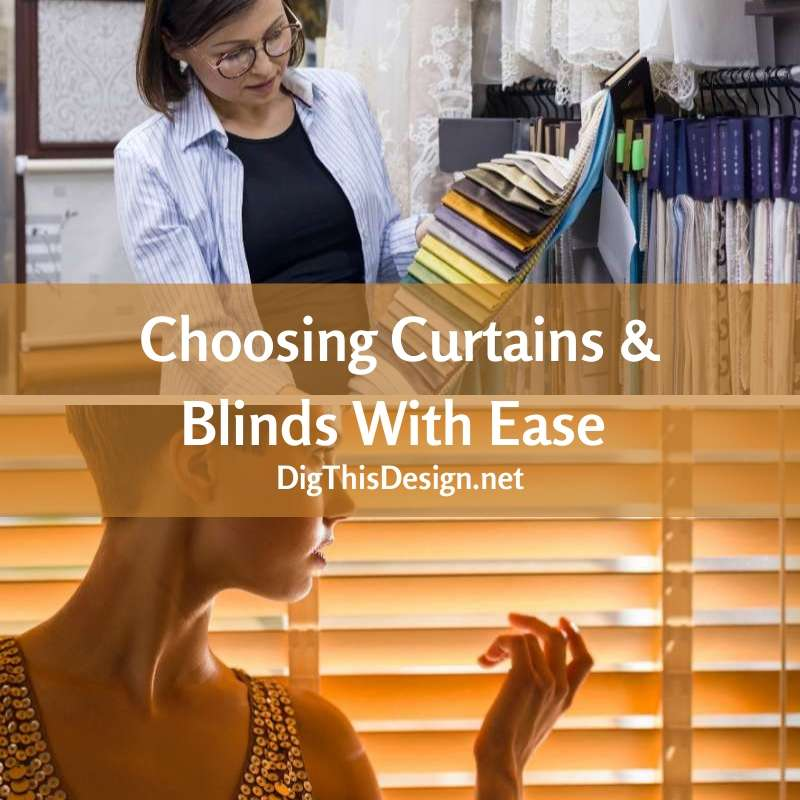3 Easy Tips to Choosing Curtains