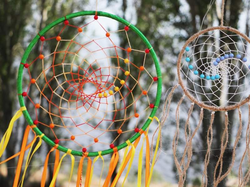 Make a DIY Dreamcatcher in 5 Simple Steps