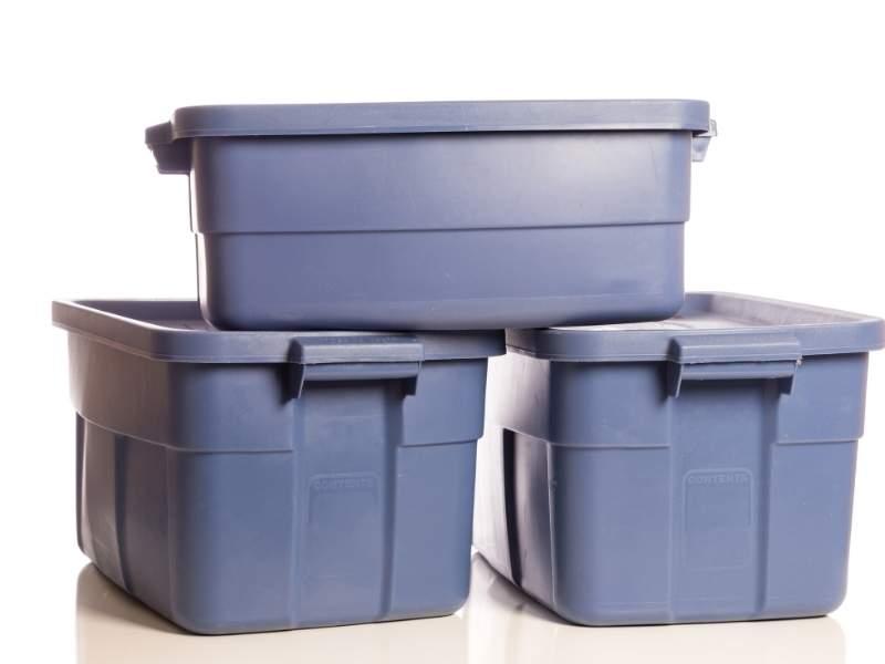 Organization & Proper Storage