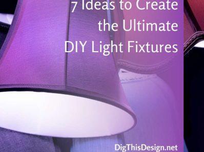Create DIY Light Fixtures
