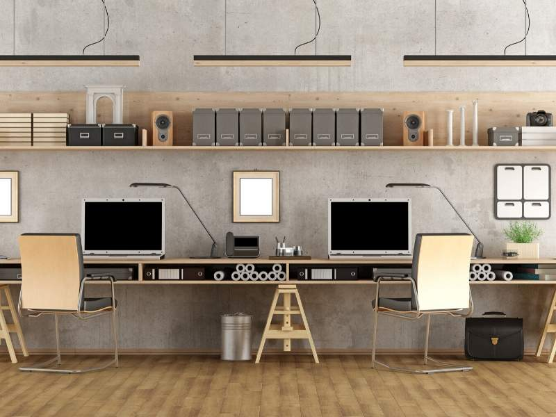 A Minimalist Office Space Guide