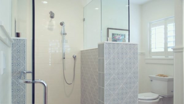 Bathroom transformation should involve a personlized shower system.
