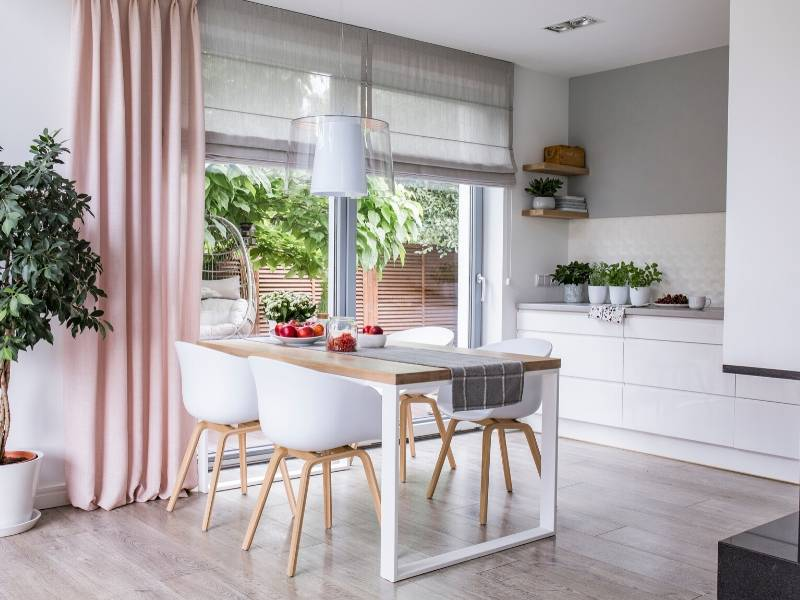 Roman Shades Are Timeless
