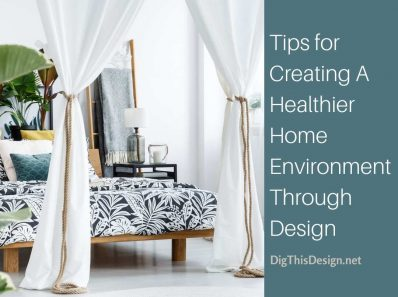 Healthier Home Environment Through Design