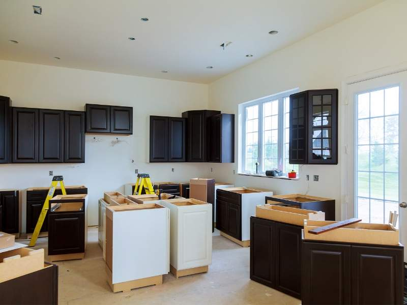 4 Steps to Your New Kitchen Cabinets