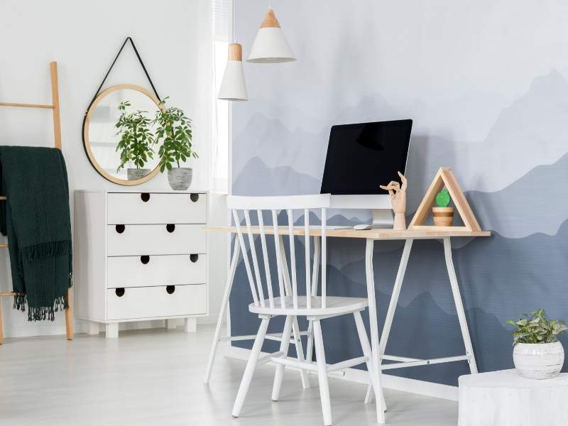 5 Easy Tips For Minimalist Home Office Style