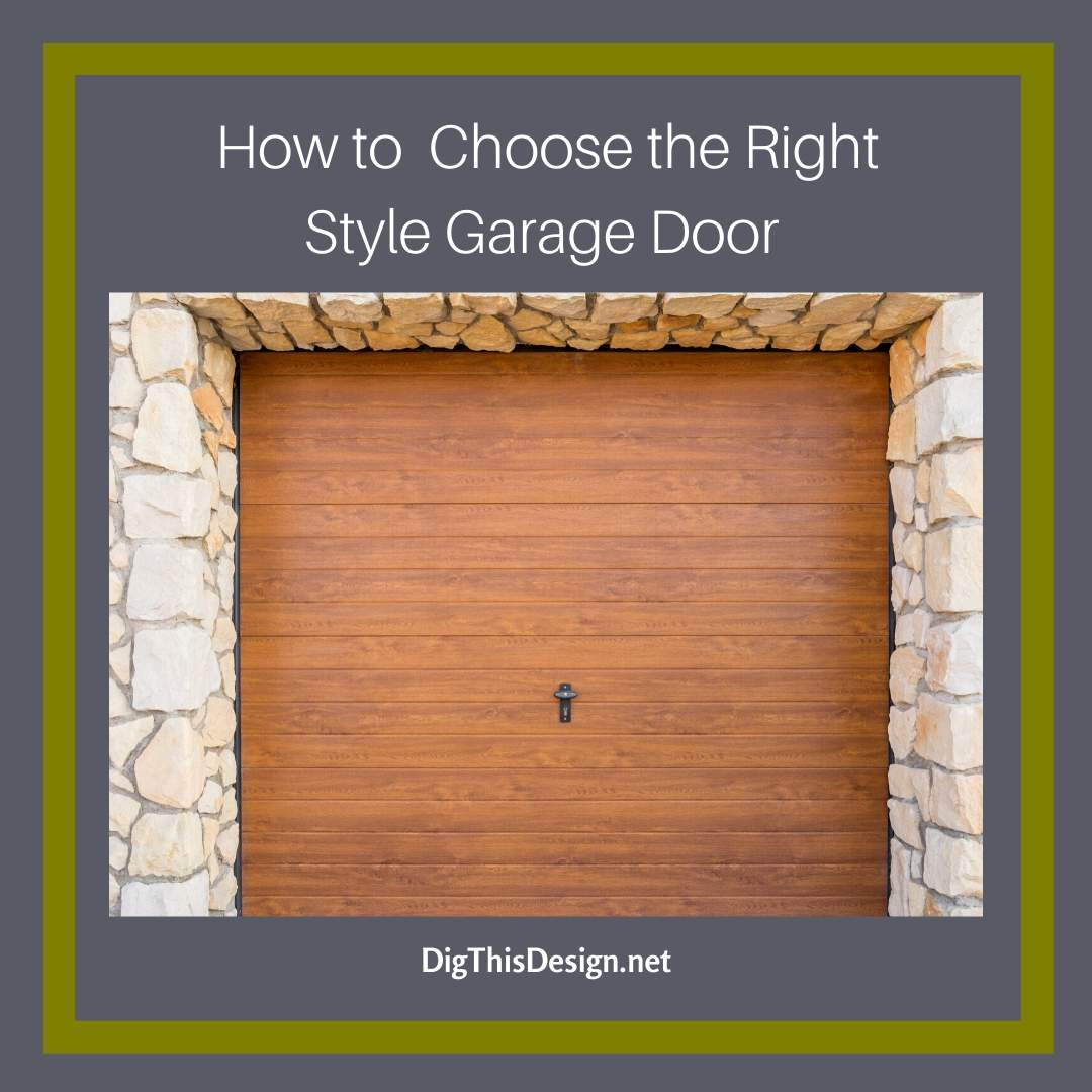 Right Style Garage Door