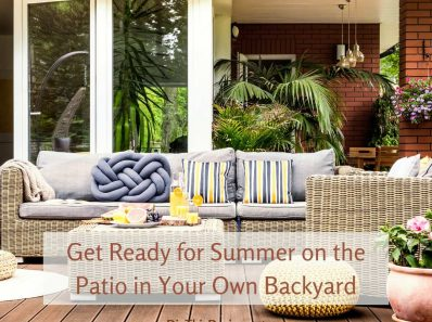 Summer on the Patio