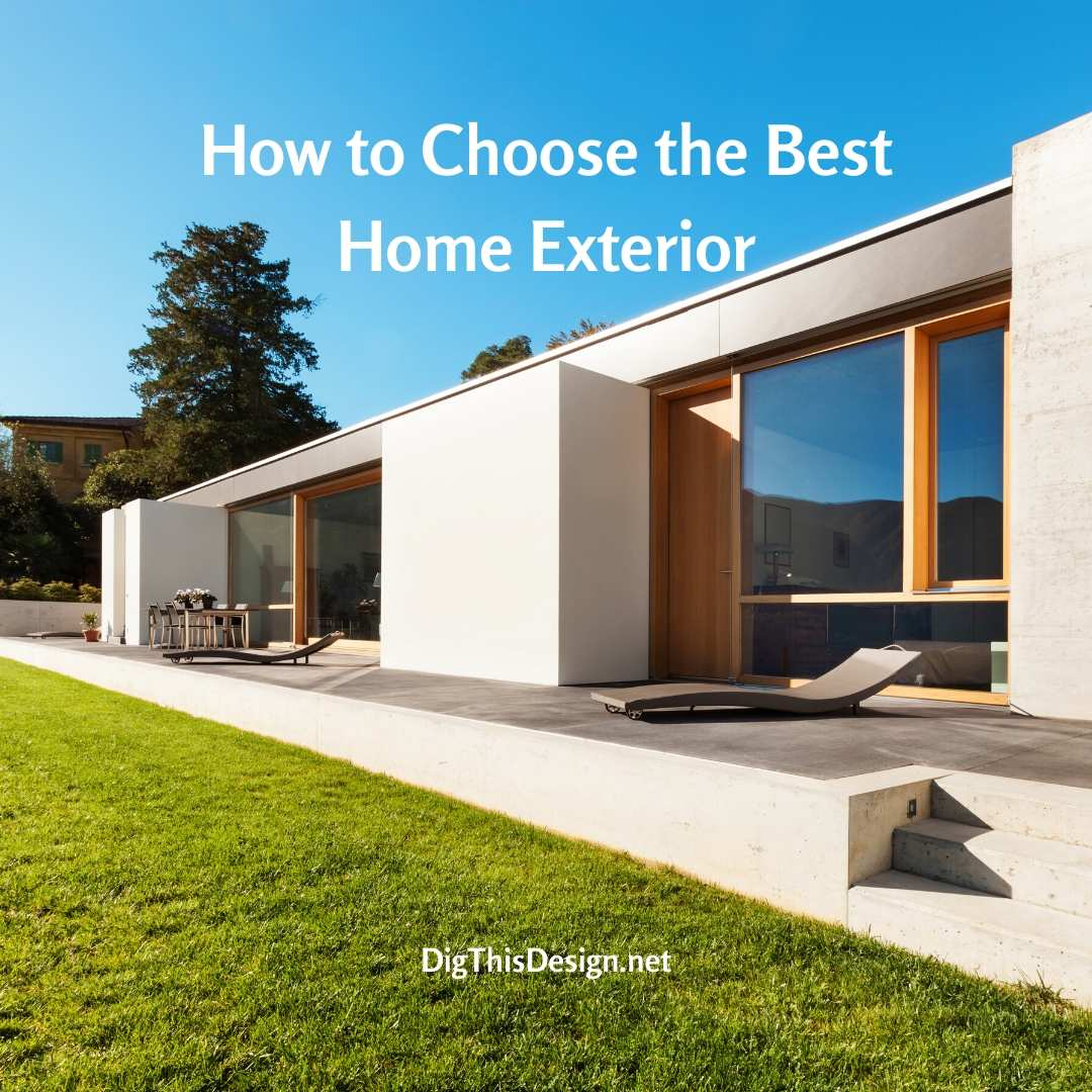 The Best Home Exterior
