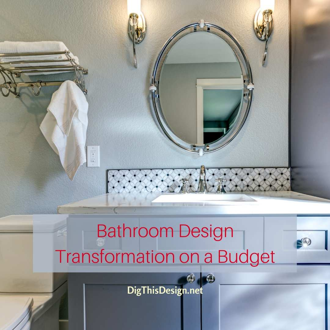 Bathroom Design Transformation