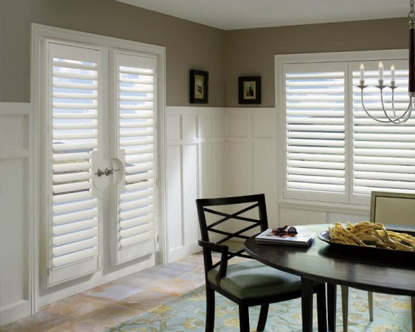Natural light window treatment