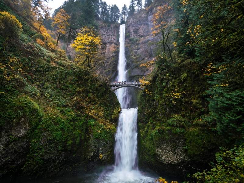 Oregon RV Trip