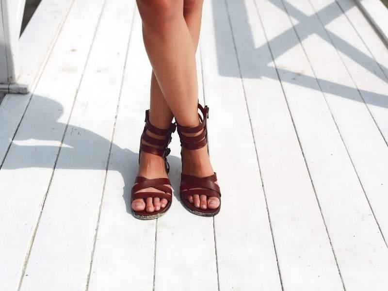 4 Suntastic Summer Footwear Styles