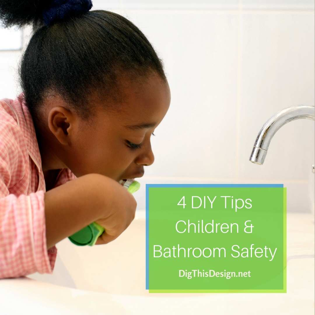 Children and Bathroom Safety