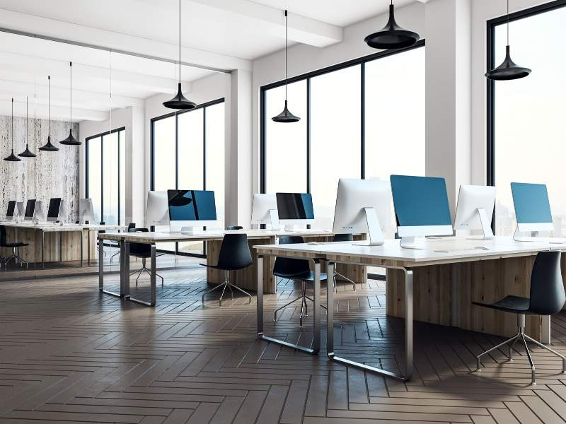 Workspace Transformation with a Full Office Fit-Out