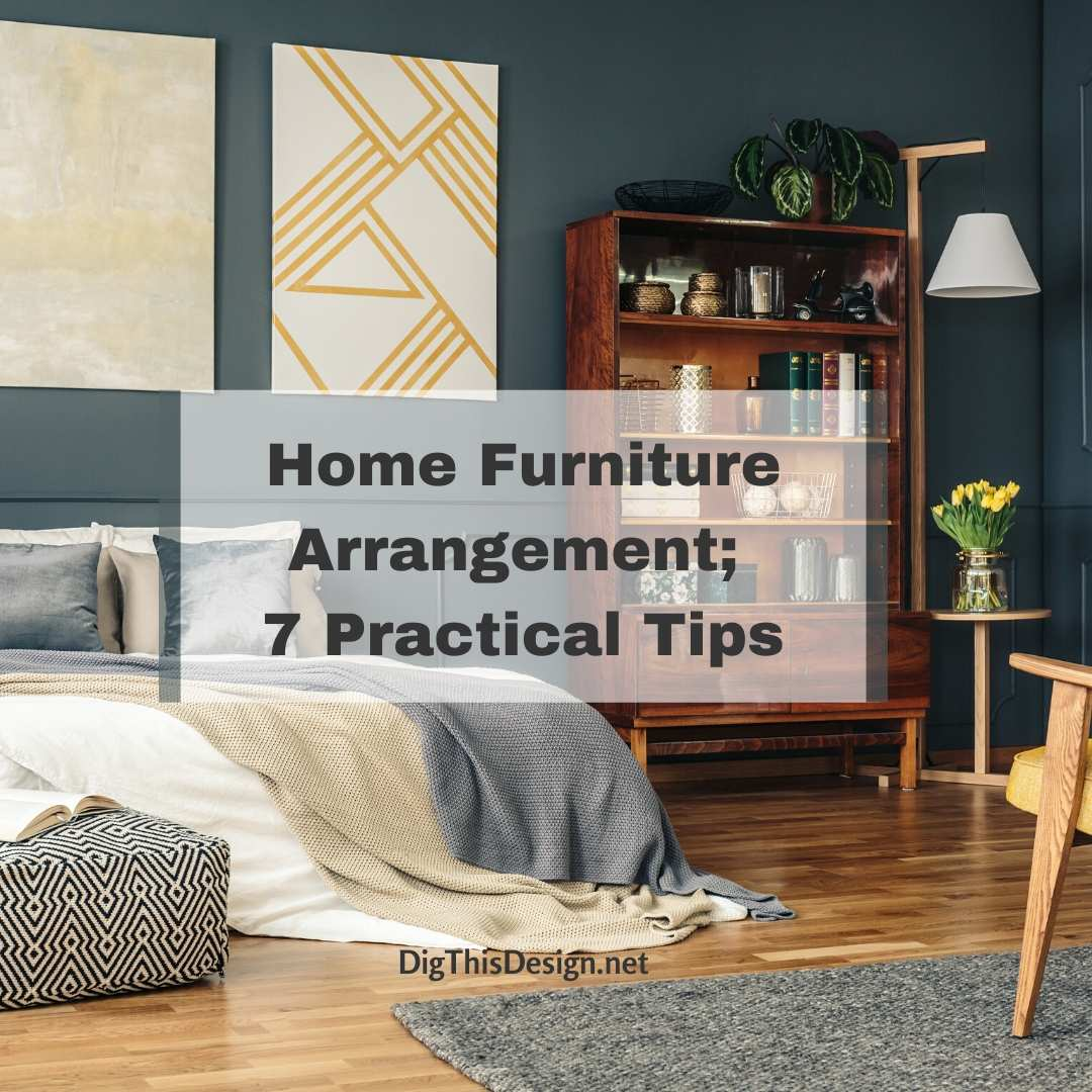 Home Furniture Arrangement
