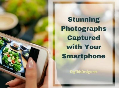 Photographs Captured wtih Smartphone