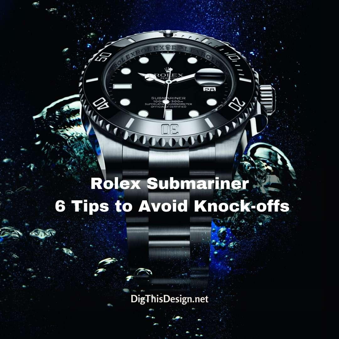 Authentic Rolex Submariner