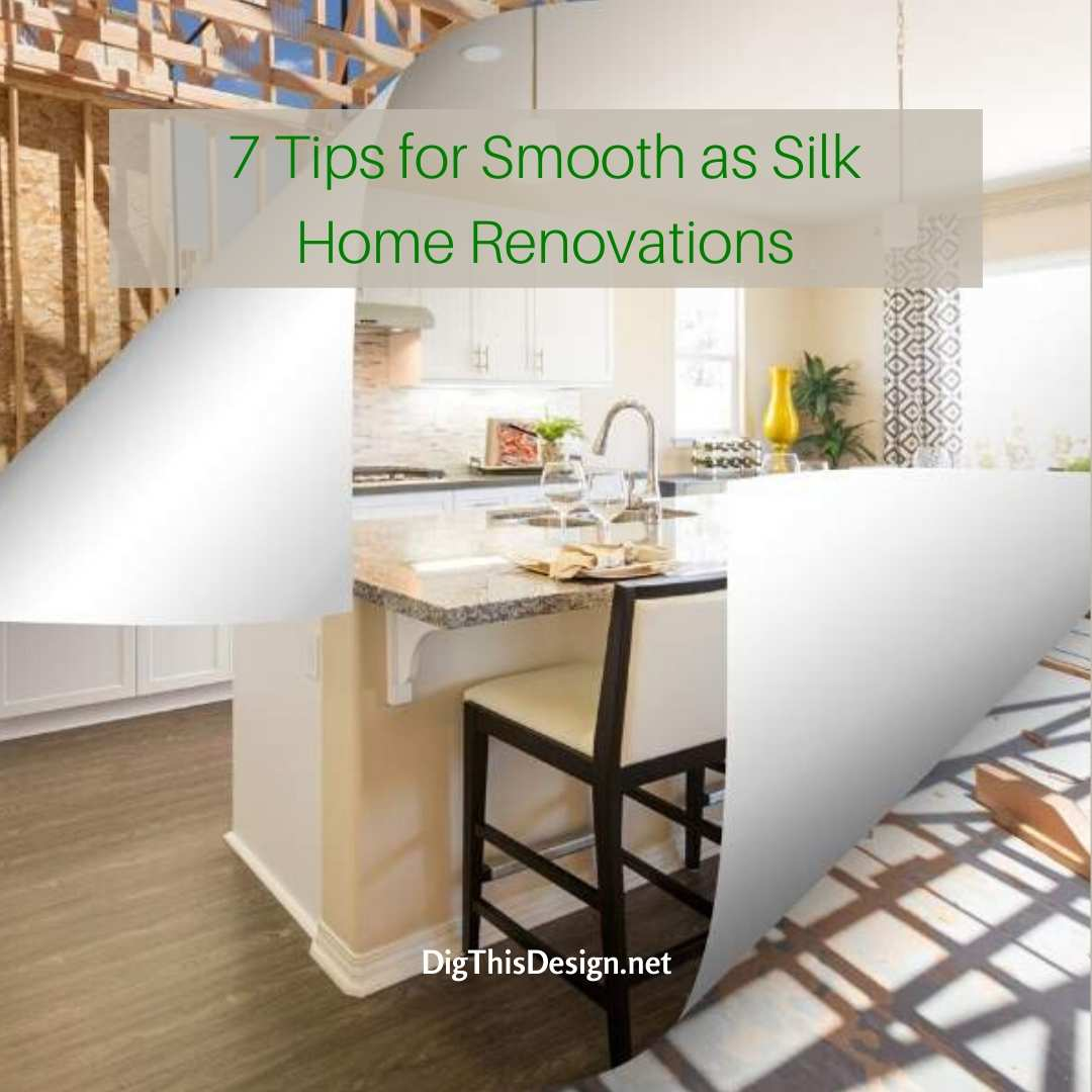 Smooth as Silk Home Renovations