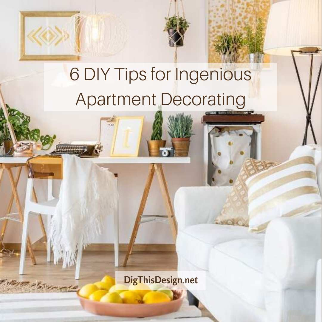 Tips for Ingenious Apartment Decorating