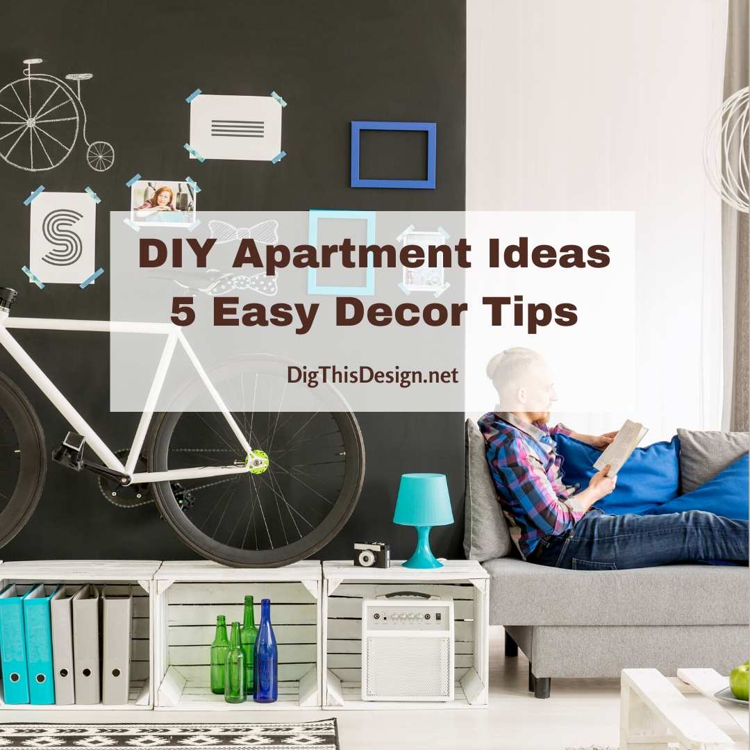 5 Easy Decor Tips for Your Luxury Apartment
