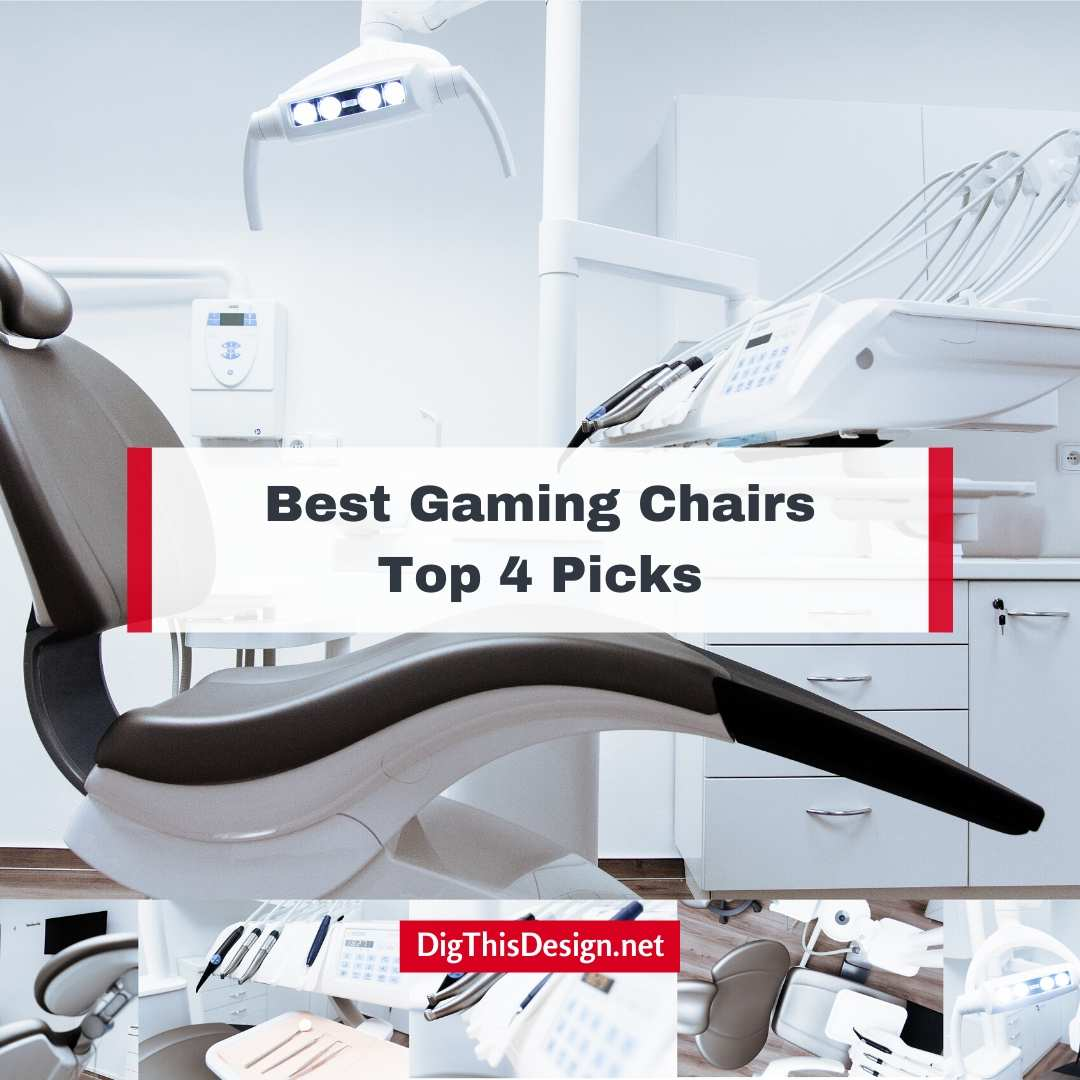 Best Gaming Chairs Top 4 Picks