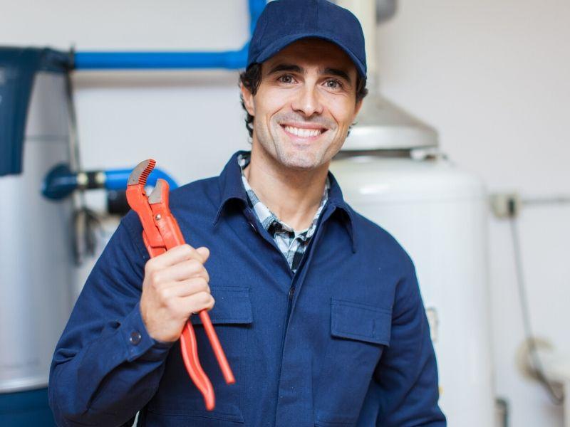 Home plumbing inspection
