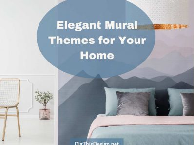 Elegant Mural Themes for Your Home