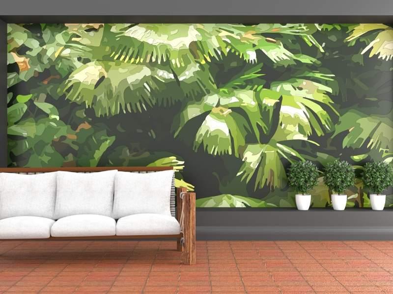 Forest murals