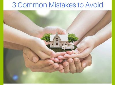 3 Common Mistakes to Avoid with Home Insurance