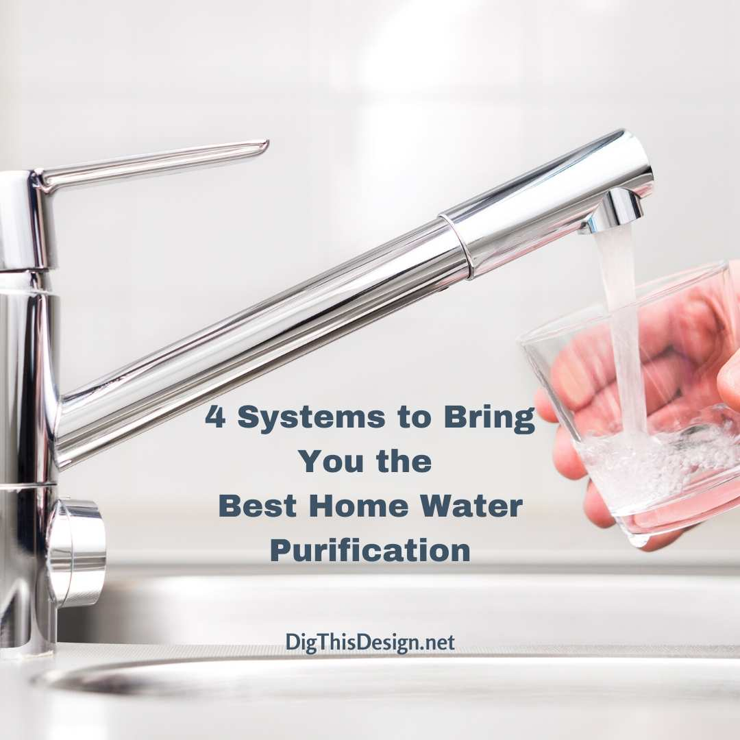 Best Home Water Purification