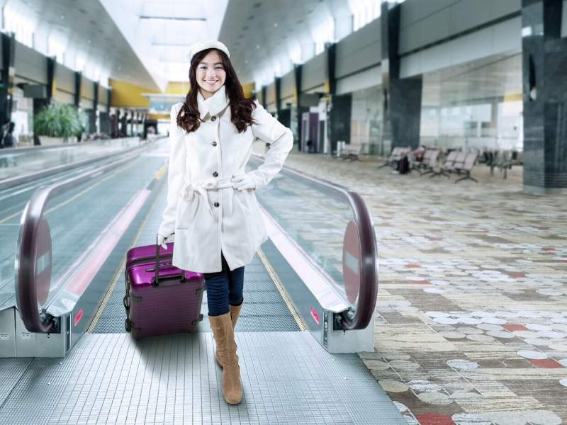 Holiday travel for cooler destinations