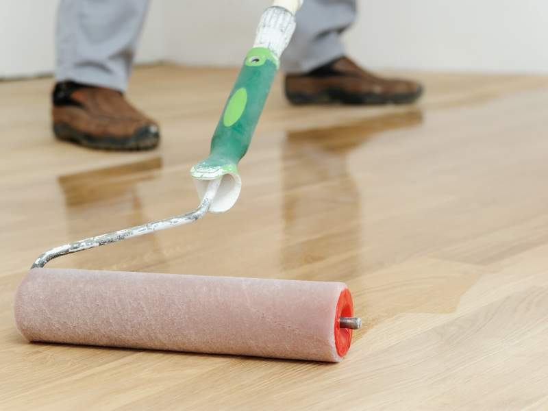 Home improvements to the floors